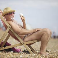 Beach Party Animal - Liz Aggiss
